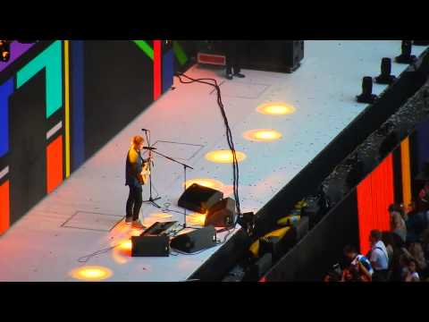 Ed Sheeran - Lego House - Summertime Ball