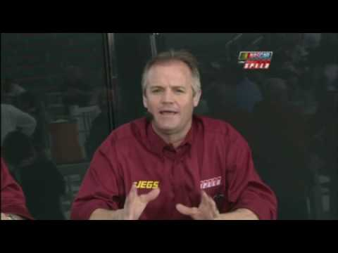 Jeremy Mayfield Comments From Kenny And Jimmy