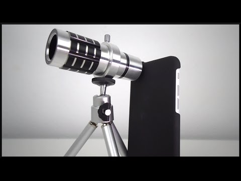 iPhone Telephoto Lens?!