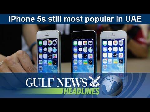 iPhone 5s still most popular in UAE - GN Headlines