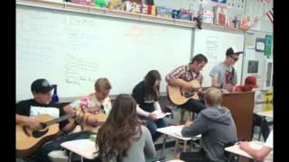 Rise Against - Savior Acoustic Cover Yucaipa High
