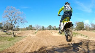 Open Track day out at 3 Palms Action Sports Park with Robert Newman