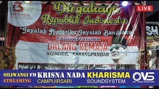 Live KRESNA NADA //KHARISMA SOUNDSYSTEM // OVS SHOOTING  ( Cover by: KRESNA NADA ).