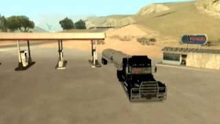 Convoy-Truckstop Leave