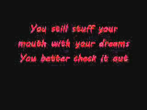 Aerosmith - Mama Kin' (Lyrics)