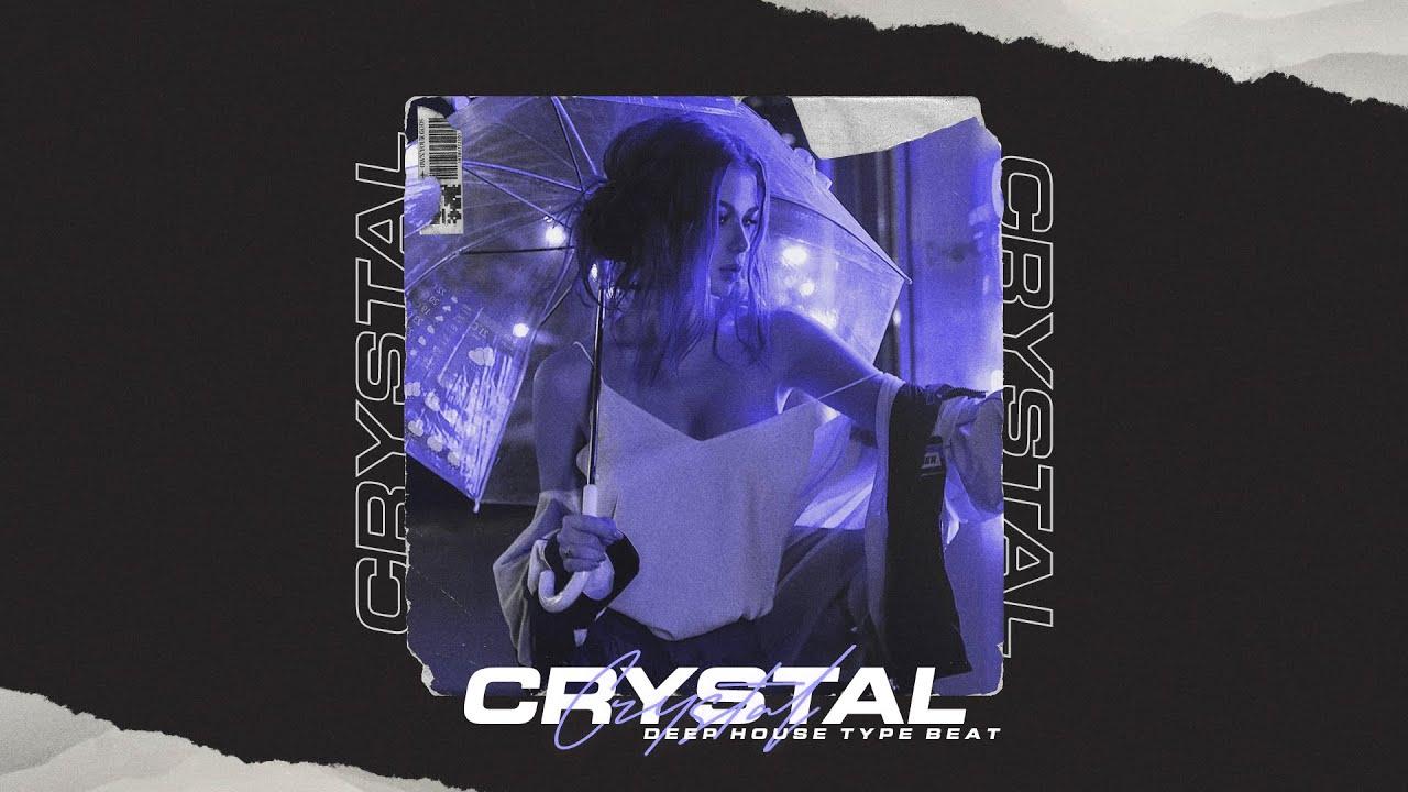 Deep House Type Beat | EDM Type Beat [Crystal] Pop Type Beat | Dance Instrumental Maruv Beats 2021
