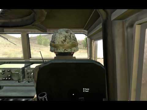 ArmA 2 - UOTC - Radio Telephone Operator Course (1-2)