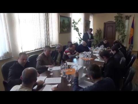 29.01.2018թ. Ստեփանավան համայնքի ավագանու նիստ