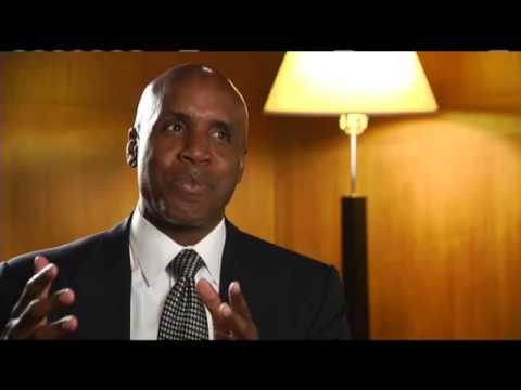 Sit down interview with Barry Bonds