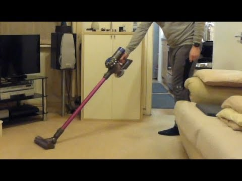 Just Vacuuming: 16 - Dyson V6 Absolute cordless handstick (UK model) Vacuum Cleaner