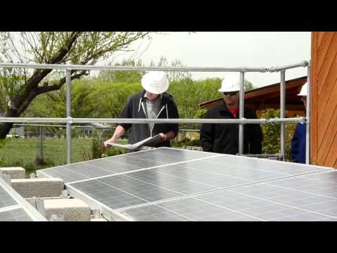 Video Highlight: Solar Energy International (SEI) - Paonia, CO. - Professional Solar PV Training