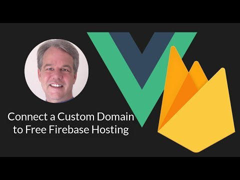 Connect A Custom Domain to Firebase Hosting