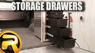 How to Install Truck Bed Storage Drawers