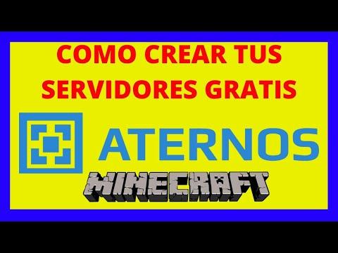 COMO CREAR UN SERVER EN MINECRAFT 1.14.4 GRATIS / COMO ...