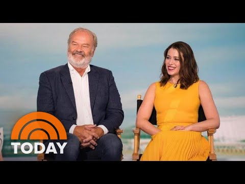 Kelsey Grammer And Lauren Rogen Talk About 'Like Father' And Possible 'Frasier' Reboot!  TODAY