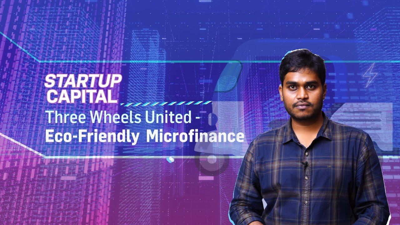 Startup Capital   Eco-friendly microfinance