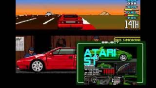 Atari ST VS Amiga - Lotus Soundtrack Battle