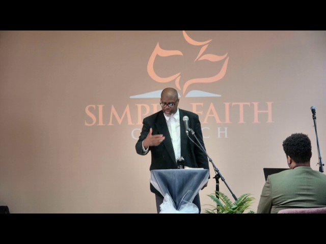 Where The Scriptures Are Silent...   Pastor George Hillman - Simple Faith Church