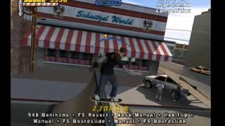 Tony Hawk's Pro Skater 4 [PS2, 2002]
