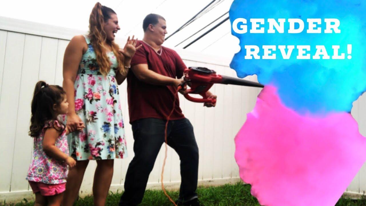 Color Powder Gender Reveal >> Most Unique Color Powder Gender Reveal 2018