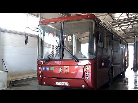 В Туле будет улучшена работа общественного транспорта