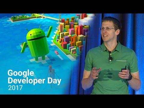Google Developer Day Keynote