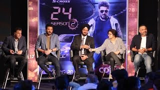 Question Answer Session | Anil Kapoor | 24 Season 2 | ColorsTv