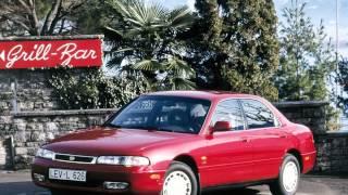 Mazda 626 IV GE Sedan   Exterior & Interior