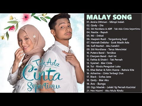 0st Tak Ada Cinta Sepertimu - Lagu Melayu Meletop Terkini 2018 Popular
