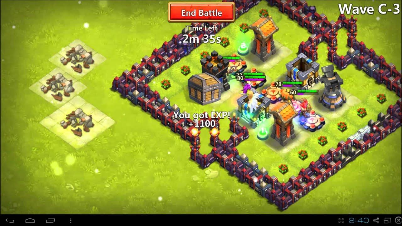 Castle Clash Best Base Design