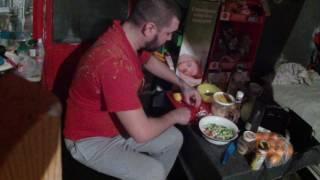 """Авторский салат от Дениса Симонова ''Квашенка"""""""