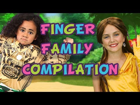 The Most Epic Finger Family Song | Compilation | Finger Family | Kids Songs | Family Songs