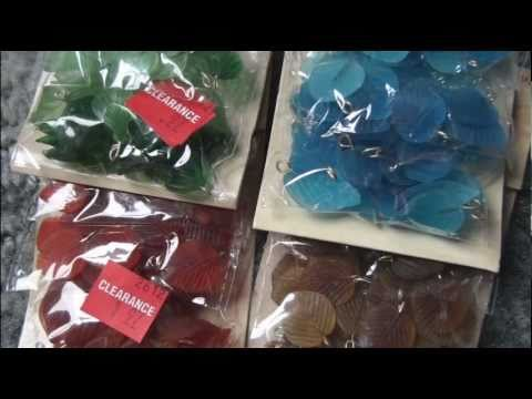 JoAnn Fabrics HAUL! ((Beads and Charms Sale!!)) | FASHION & CRAFT HAULS! by SoCraftastic