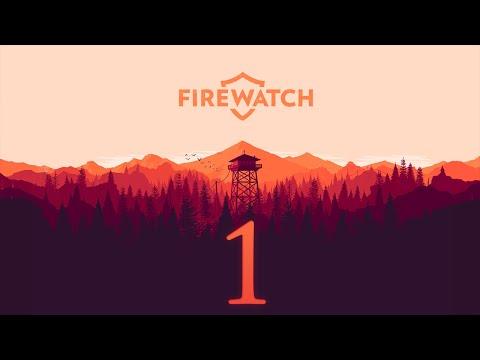 Cry Plays: Firewatch [P1]