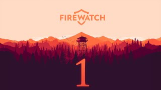 Cry Plays: Firewatch [P1]