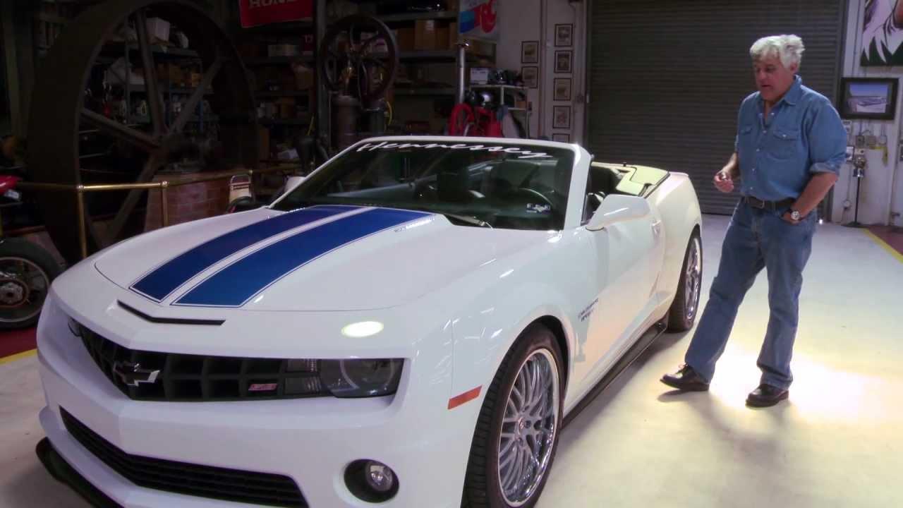 2011 Hennessey Hpe600 Camaro Convertible Jay Leno S Garage Youtube