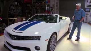 Jay Leno Chevrolet Camaro Videos