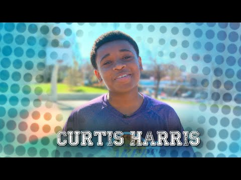 Curtis Harris Extracurricular!