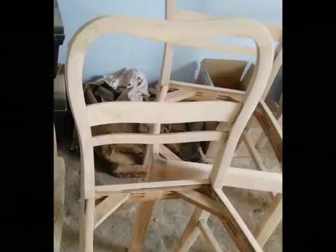 Renowacja Stary Stół I Krzesła