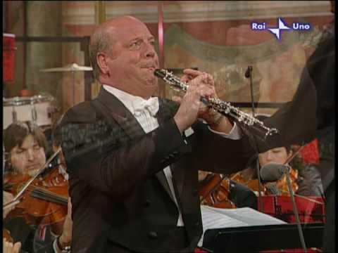 Carlo Romano with Gabriel's Oboe (E. Morricone)