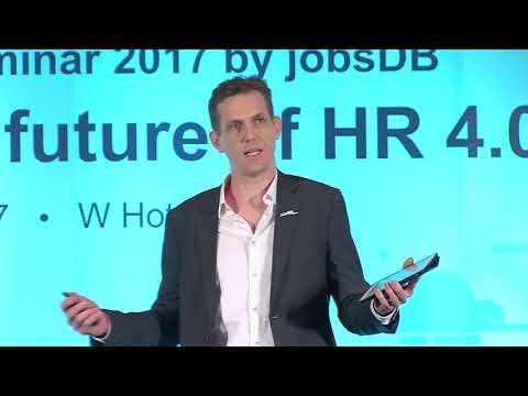 ก้าวล้ำนำเทรนด์การสรรหา กับ HR ยุค 4.0+