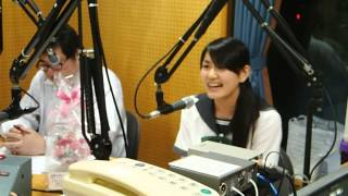 2015.8.20 FMくらしき 「気まぐれ! メンズトーク」で、生歌を披露。 プ...