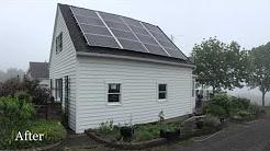Solar Energy System installed in Trumansburg, NY | Customer Testimonial