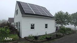 Solar Energy System installed in Trumansburg, NY | Customer Testimonial
