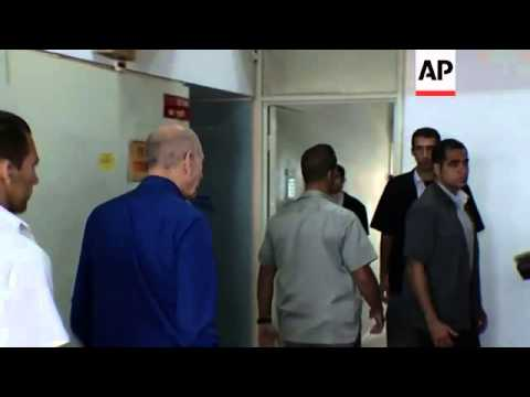 Former Israeli Prime Minister Ehud Olmert was sentenced on Tuesday to six years in prison for his ro