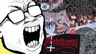 Death Metal Starter Pack