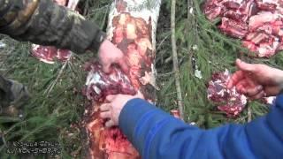 Видео отзыв. Рубка костей топором из стали 9ХС Сёмина Ю.М.(Видео отзыв. Рубка костей топором из стали 9ХС