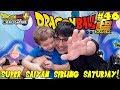 Super Saiyan Sibling Saturday! | Opening Dragon Ball Super World Martial Arts Packs With Lukas #46