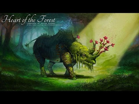 Celtic Music - Heart of the Forest | Peter Gundry