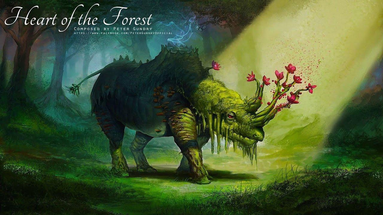 Celtic Fantasy Music  Heart Of The Forest Peter Gundry